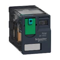 SQD RXM2AB1BD PLUG-IN RELAY 250V 12A RXM +OPTIONS