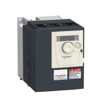 Variable speed drive ATV312 - 0.75kW - 2.4kVA - 41W - 380..500 V- 3-phase supply