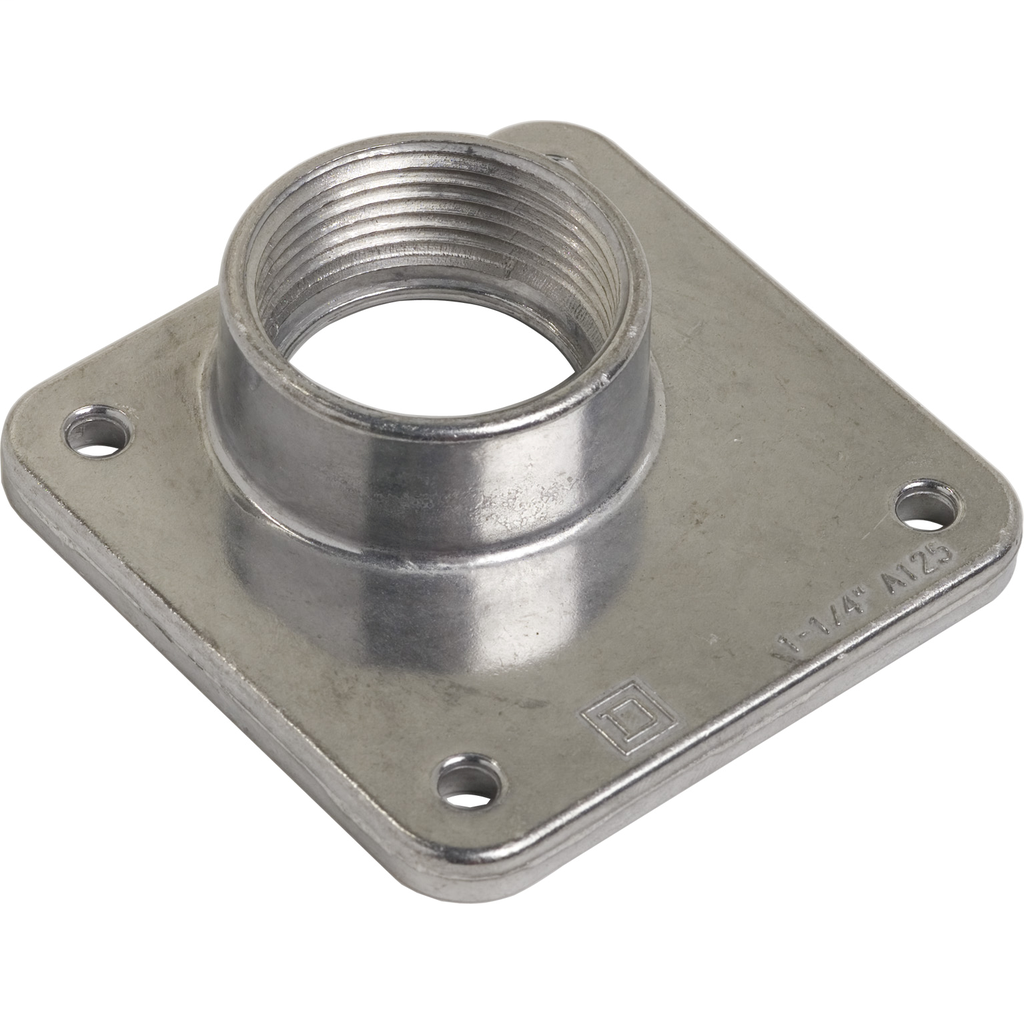 SQD A125 HUB 1.25 INCHES RAINPROOF FOR METERING