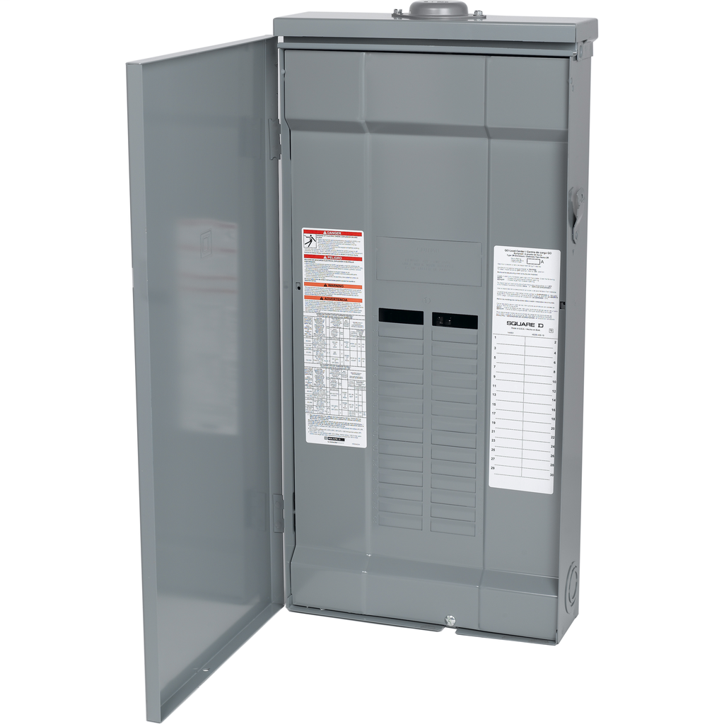 SQD QO330L200GRB LD-CNTR BOX&INT