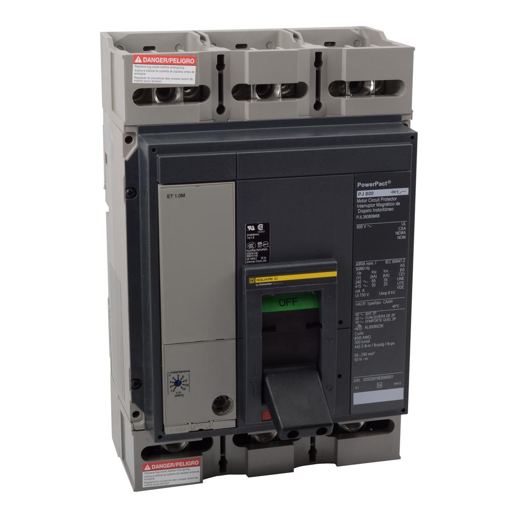 Mayer-MOLDED CASE CIRCUIT BREAKER 600V 1200A-1