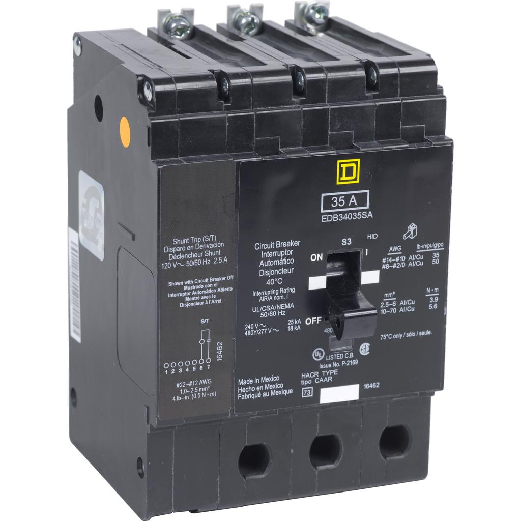 Mayer-NF Panelboard MCB - EGB34050SA-1