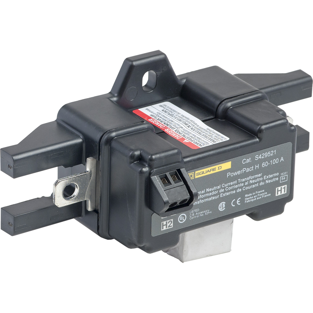 SCHNEIDER ELECTRIC PowerPact H-Frame Molded Case Circuit Breakers Accessories - S429521