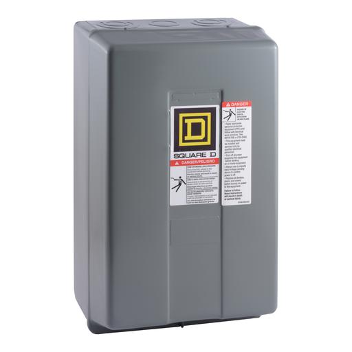 SQD 8903LG20V02 30A 2P LTG CNCTR +OPTION