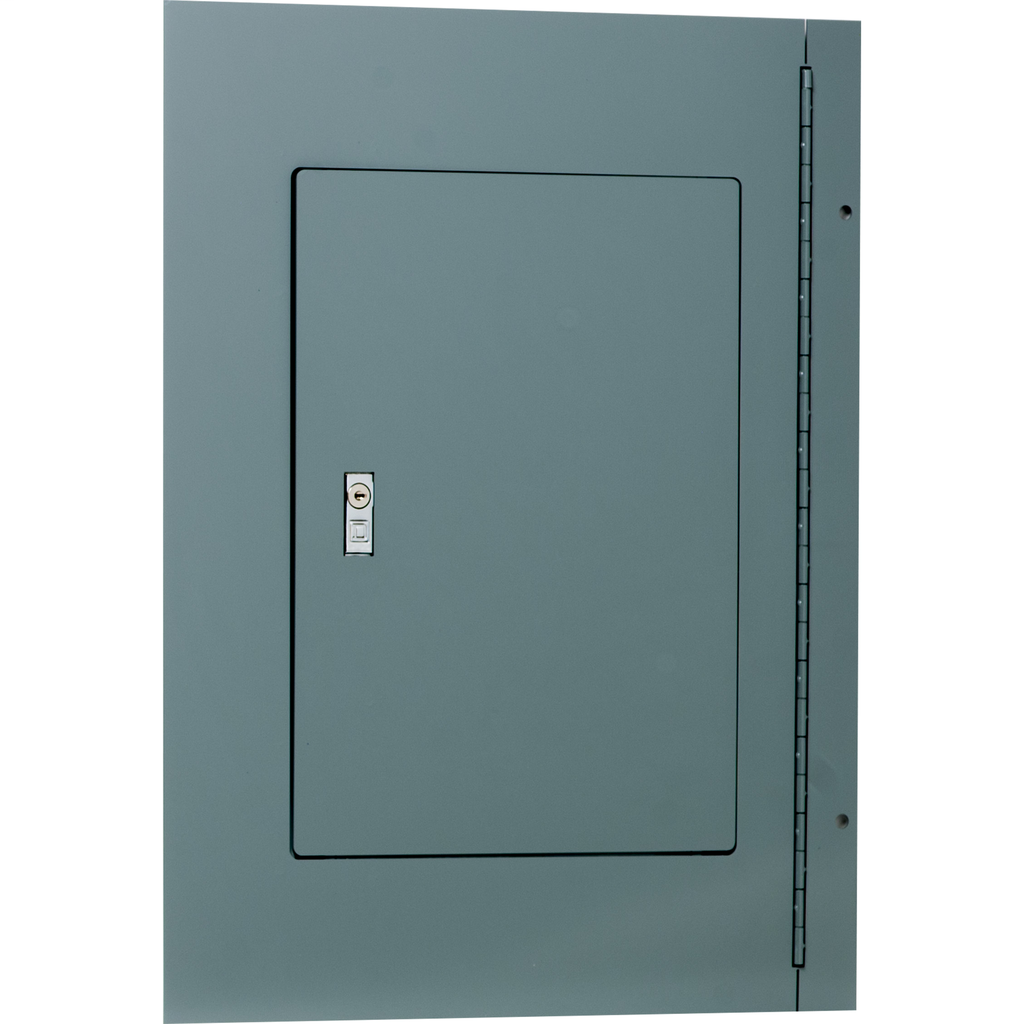 Mayer-NQNF Panelboard Enclosure Flush Cover, Type 1, Hinged, 20 x 62 in-1