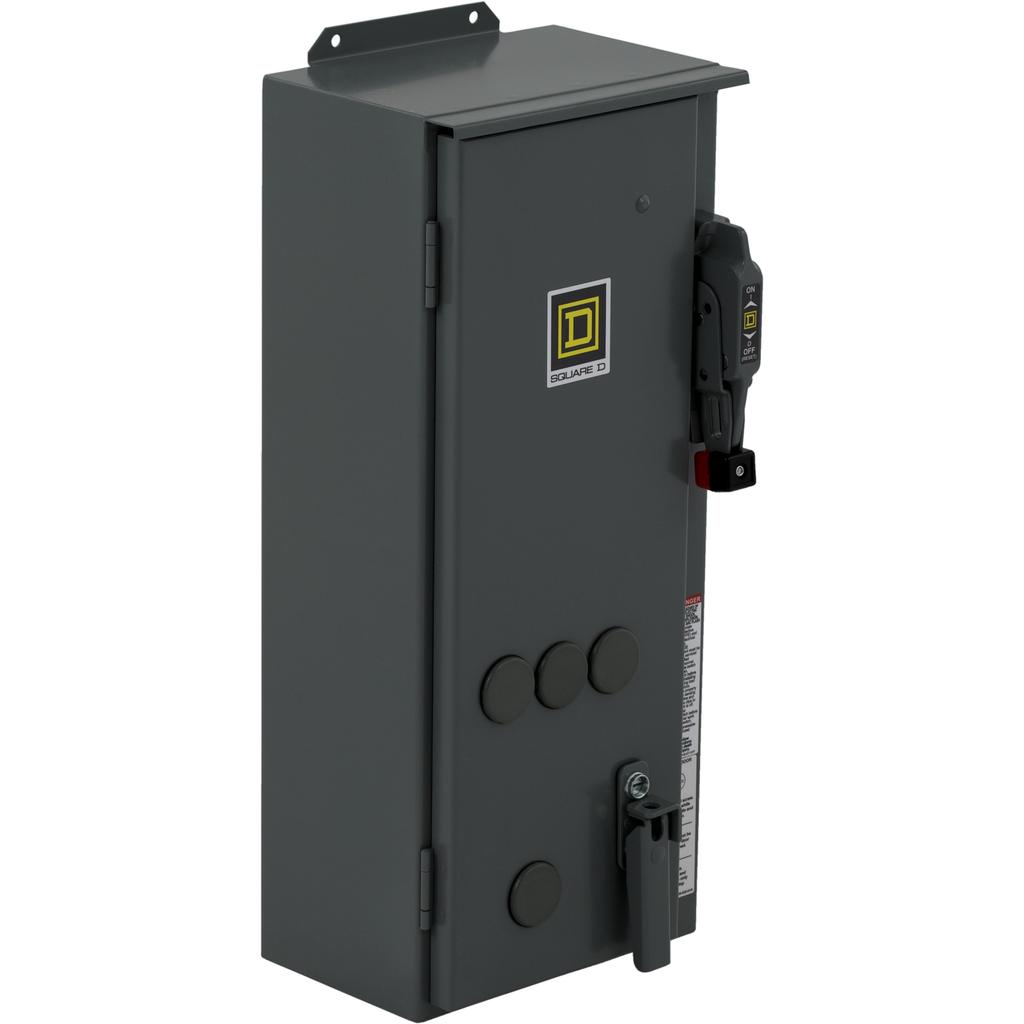 SQD 8538SCA24V02S STARTER MOTOR CONTROL 1000VAC