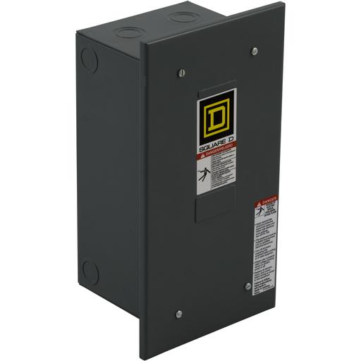 SQD 8903SPF1V02 LIGHTING CONTACTOR NEMA +OPTIONS