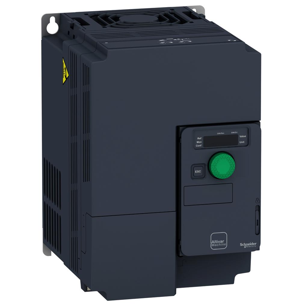 SQD ATV320U75M3C COMPACT DRIVE IP20 10HP 200/240V 3PH