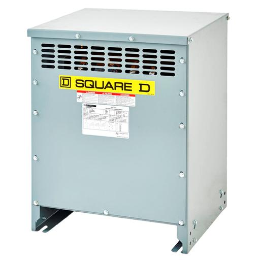 SQD EX15T3H 15KVA 480V PRIMARY 208/120V SECONDARY 3 PHASE