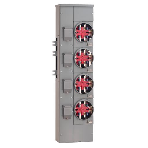 Distribution Equipment & Enclosures Meter Sockets & Metering