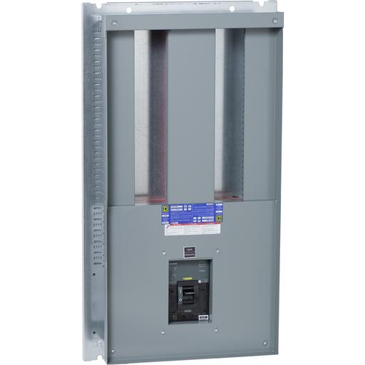 SQD HCM23734M 3PH 400A INLINE PANELBOARD INTERIOR