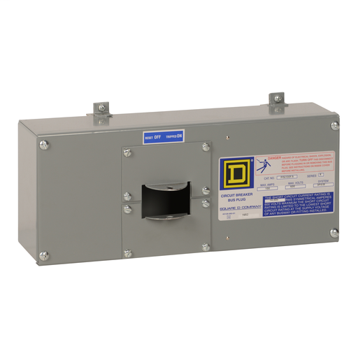 SQD PIN100FA BUSWAY PLUG-IN UNIT FOR PB225