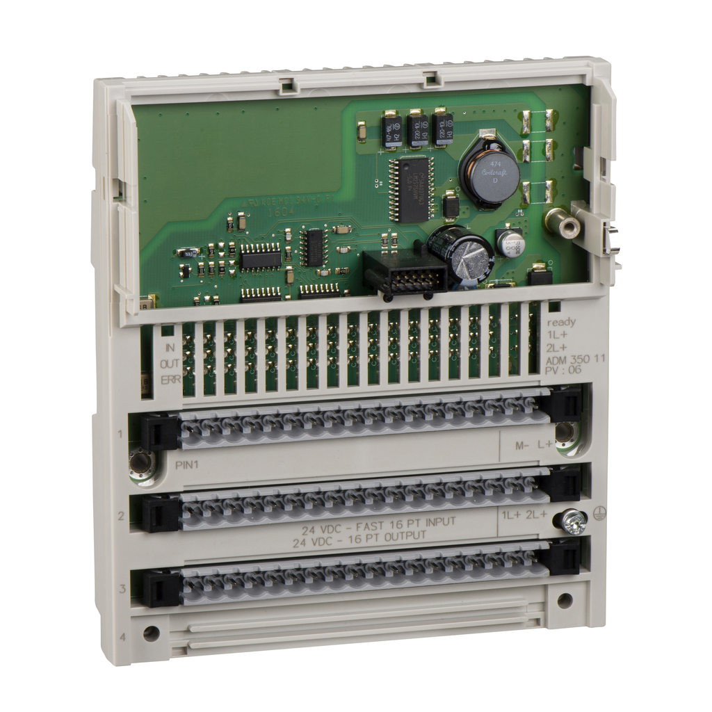 SQD 170ADM35011 16 DI/16 DO 24VDC,0.5A