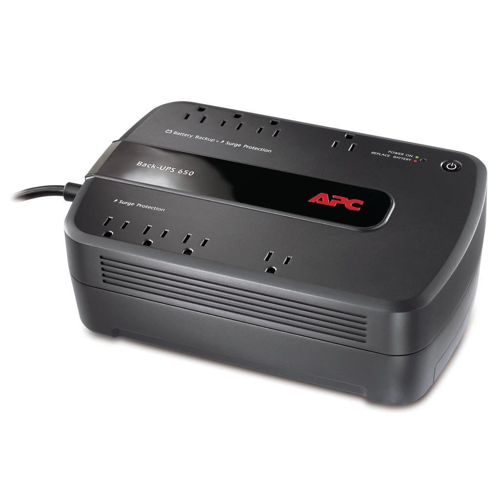 APC BE650G1 BACK-UPS 650