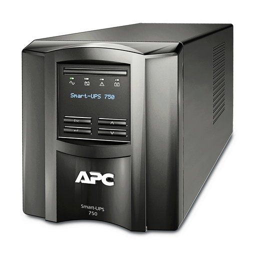 APC SMT750 750VA LCD 120V UPS
