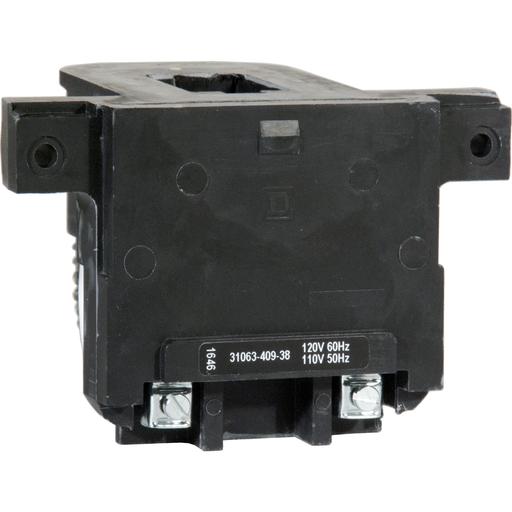 SQD 3106340938 120V CONTACTOR+STARTER SIZE 2 COIL