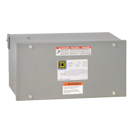 SQD PTB502G BUSWAY PLUG-IN TAP BOX