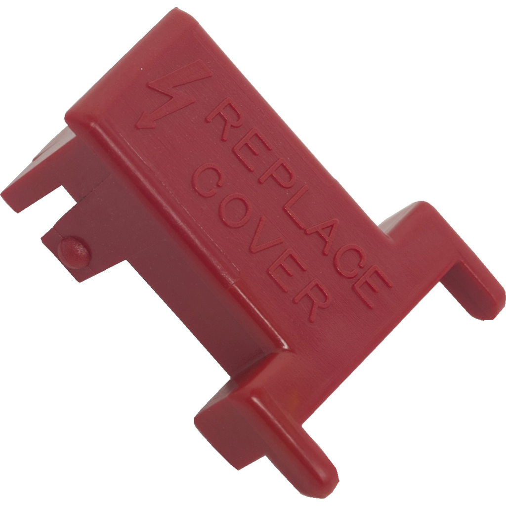 SQD QOULFSC1 CIRCUIT BREAKER FINGERSAFE COVER