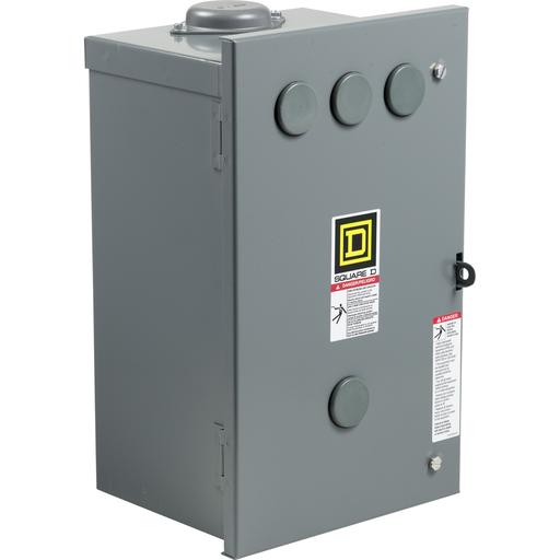 SQD 8903LH60V02 30A 6P LTG CNCTR
