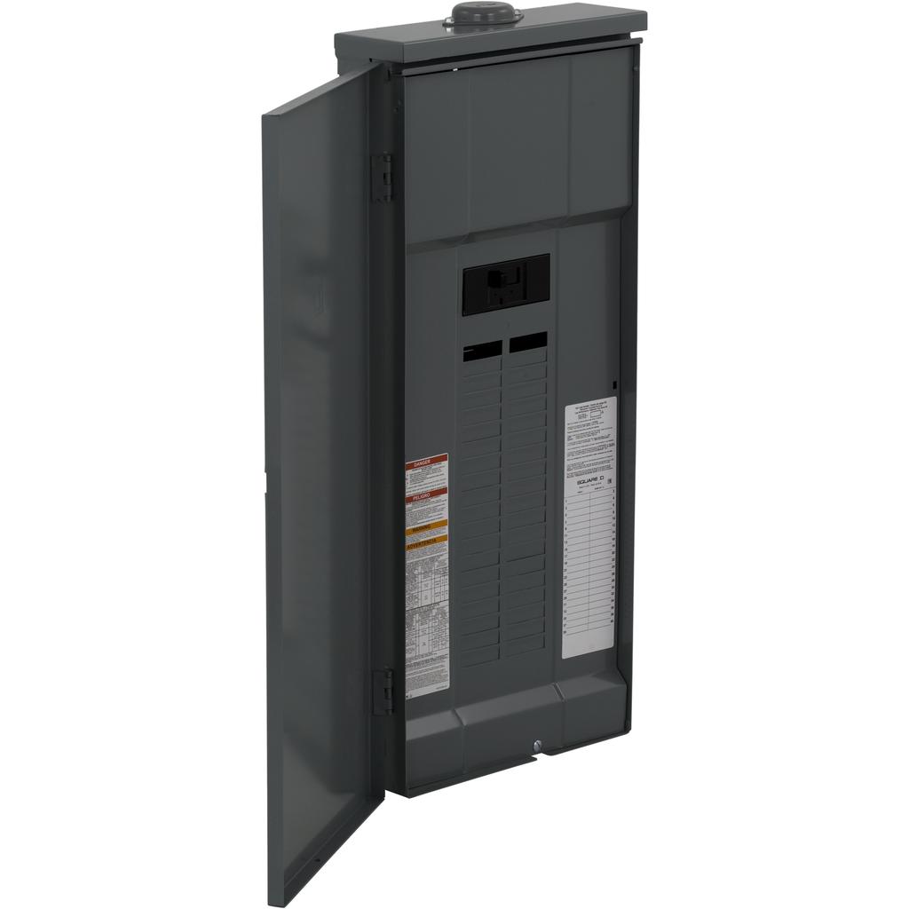 SQD QO140M200RB LD-CNTR BOX&INT