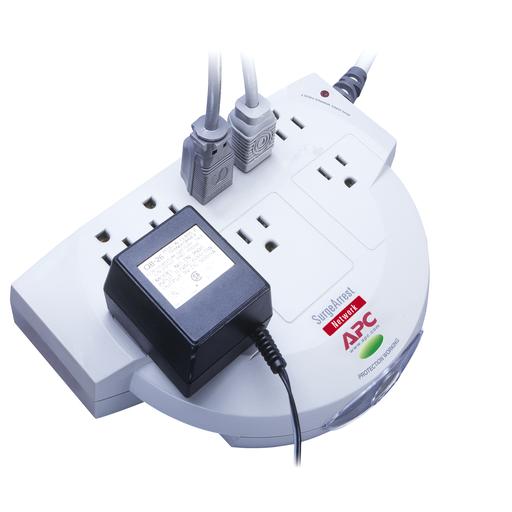 Mayer-APC Network SurgeArrest, 8 outlet-1