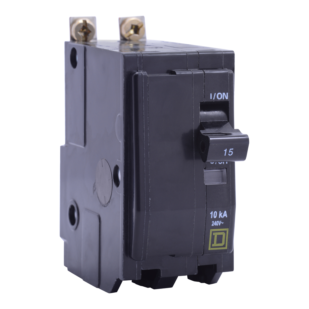 SquareD QOB220 20A 120/240v 2P Circuit Breaker, Bolt-On