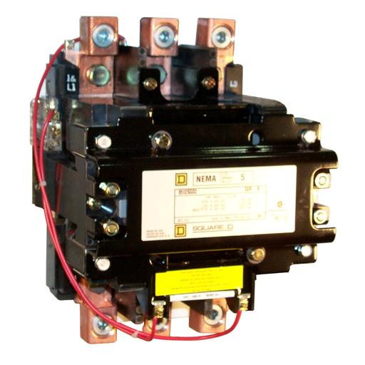 SQD 8502SGO2V02S CONTACTOR 600VAC