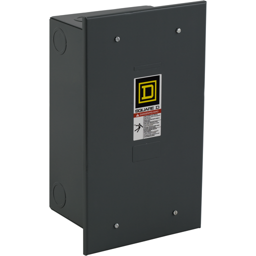 SQD 8903LF1000V02 30A 10P LTG CNCTR
