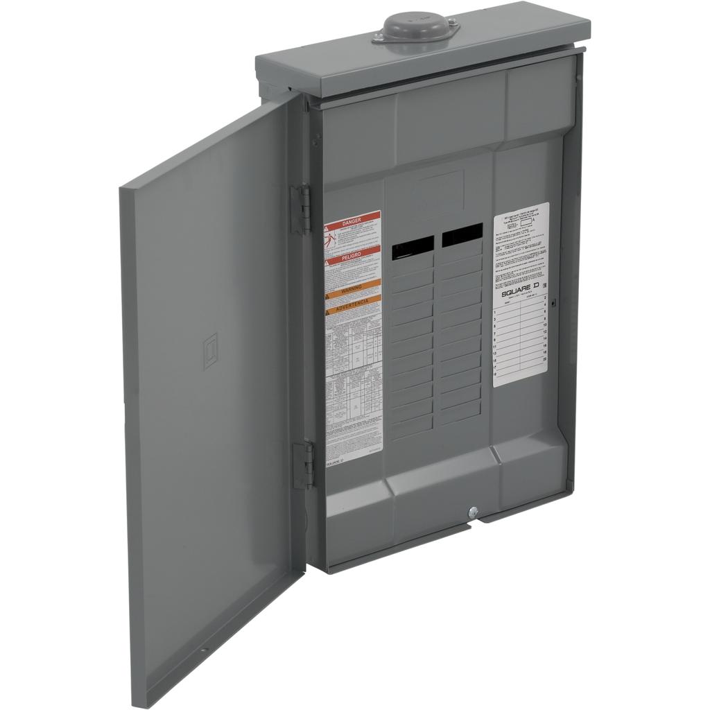 SQD QO320L125GRB LD-CNTR BOX&INT