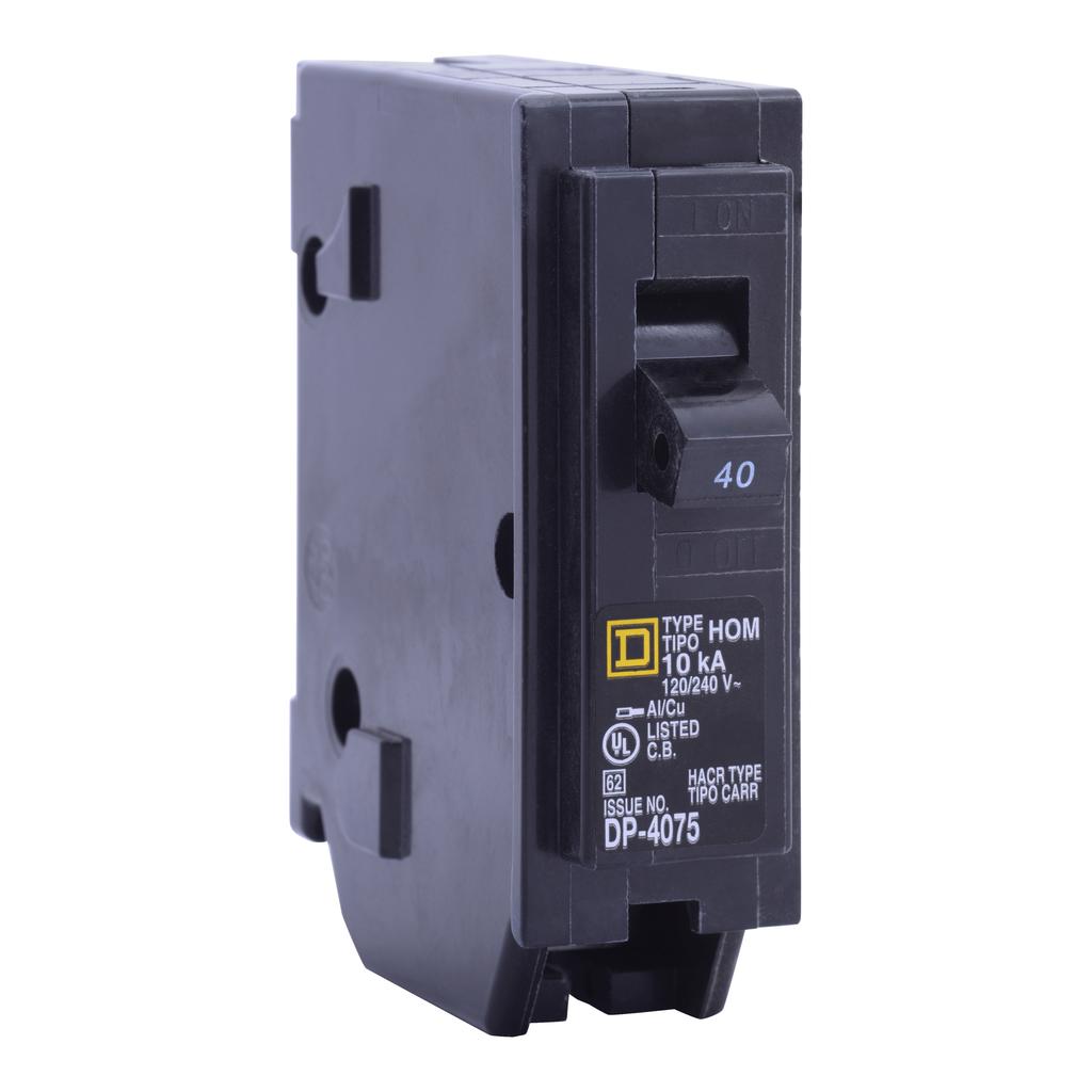 SQD HOM140 SP-120/240V-40A CB