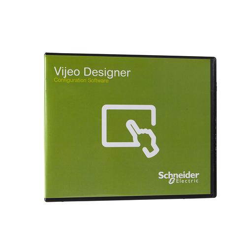 SQD VJDSUDTGAV62M VIJEO DESIGNER6.2SINGLE LICENSE/ USB CBL