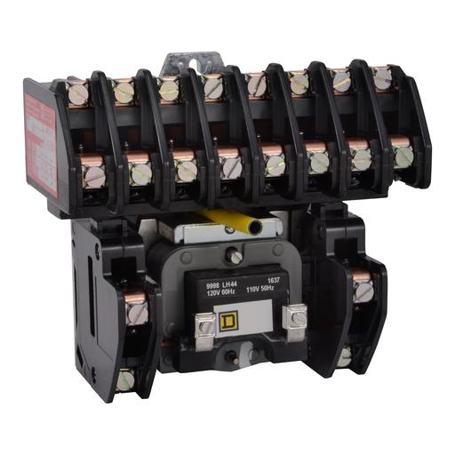 SQD 8903LO1000V02 30A 10P LTG CNCTR