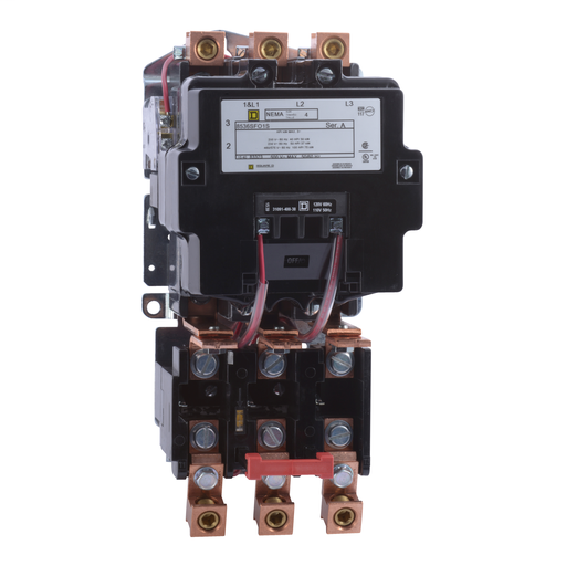 SQD 8536SFO1V02S STARTER 600VAC