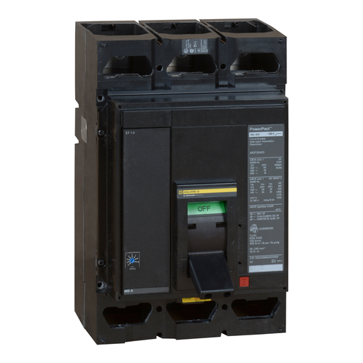 SQD MGF36600 MOLDED CASE CIRCUIT