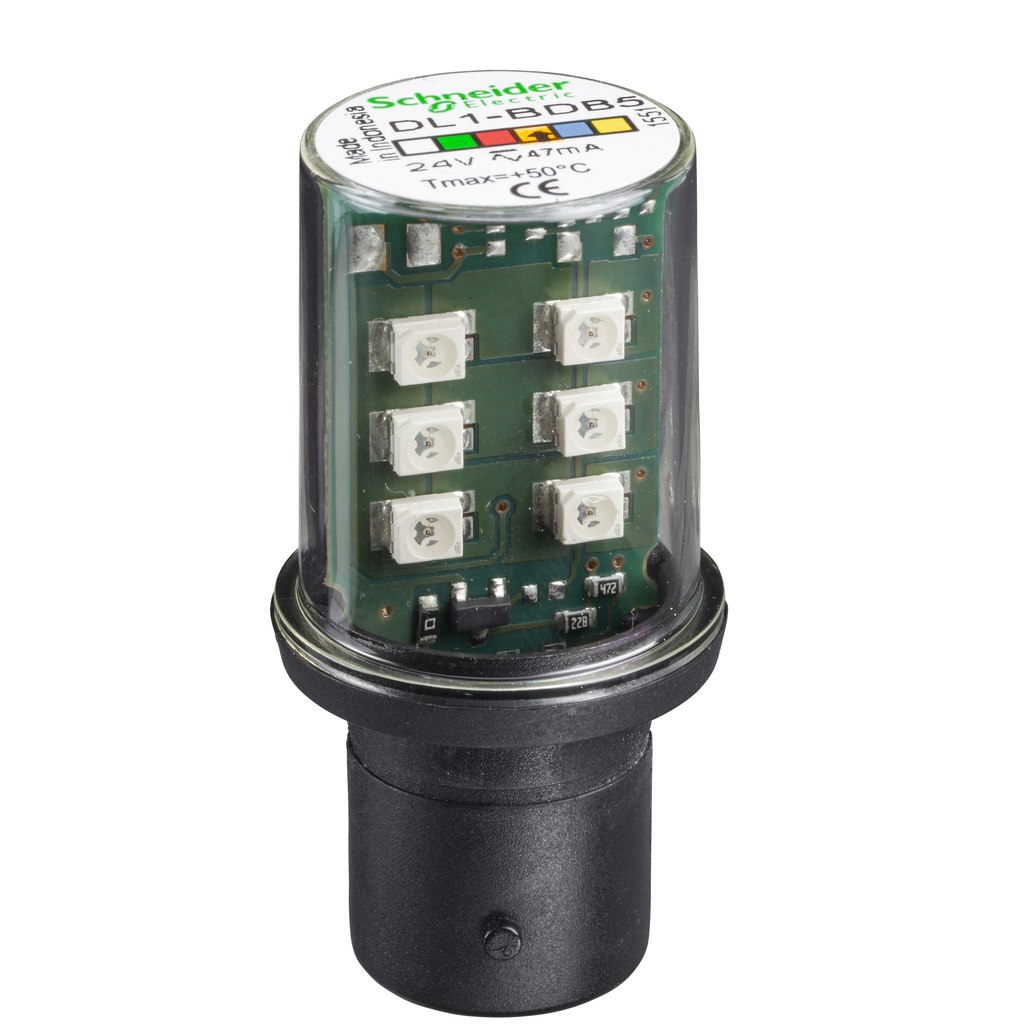 SQD DL1BDB5 ORANGE LED 24V