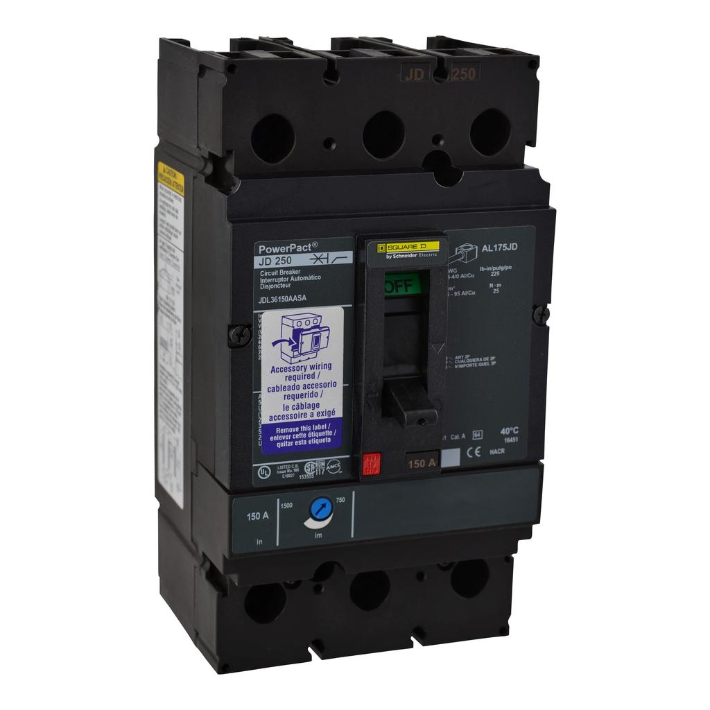 Mayer-Molded Case Circuit Breaker 600V 200A-1