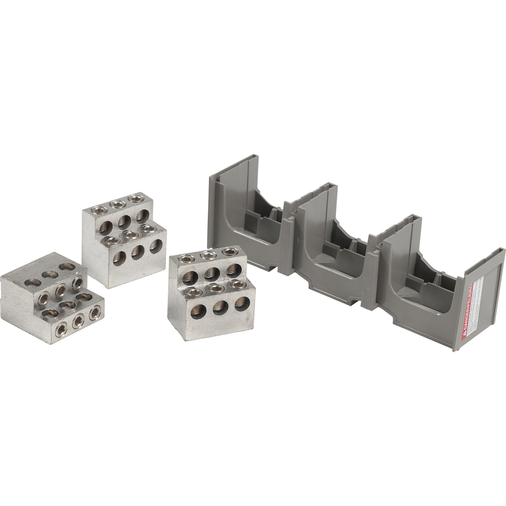 SQUARE D PowerPact H-Frame Molded Case Circuit Breakers Accessories - PDC12P4