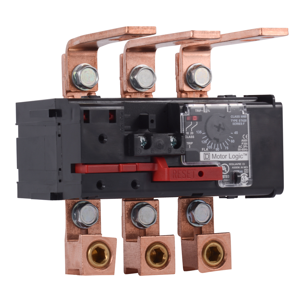 SQUARE D Motor Logic Solid State Overload Relays - 9065ST420