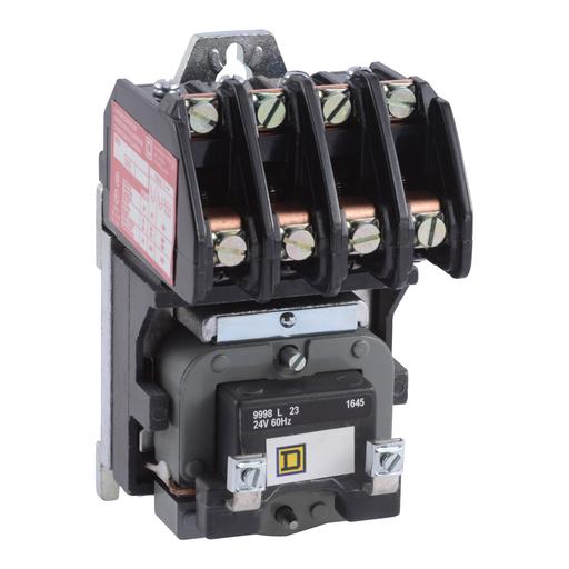 SQD 8903LO04V02 30A 120V LTG CNCTR