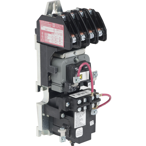 SQD 8903LXO40V02 30A 4P LTG CNCTR +OPTIONS