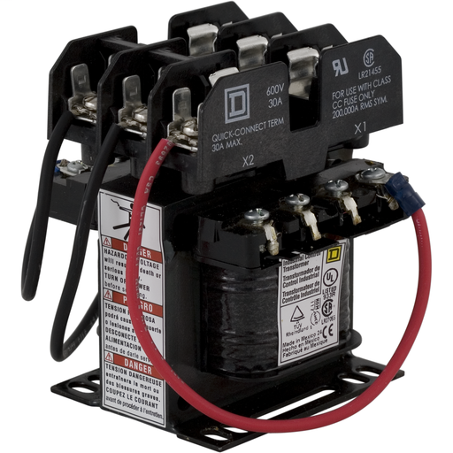SQD 9070TF50D1 TRANSFORMER CONTROL 240/480V-120V