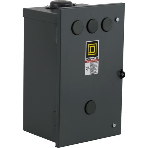 SQD 8903LH80V02 30A 8P LTG CNCTR