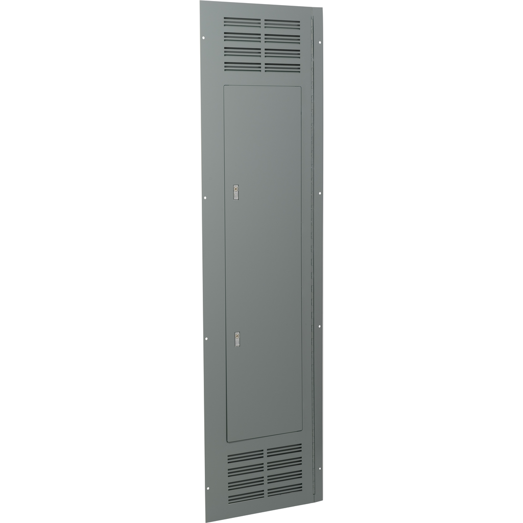 Mayer-NQNF Panelboard Enclosure Surface Cover, Type 1, Ventilated, Hinged, 20 x 74 in-1