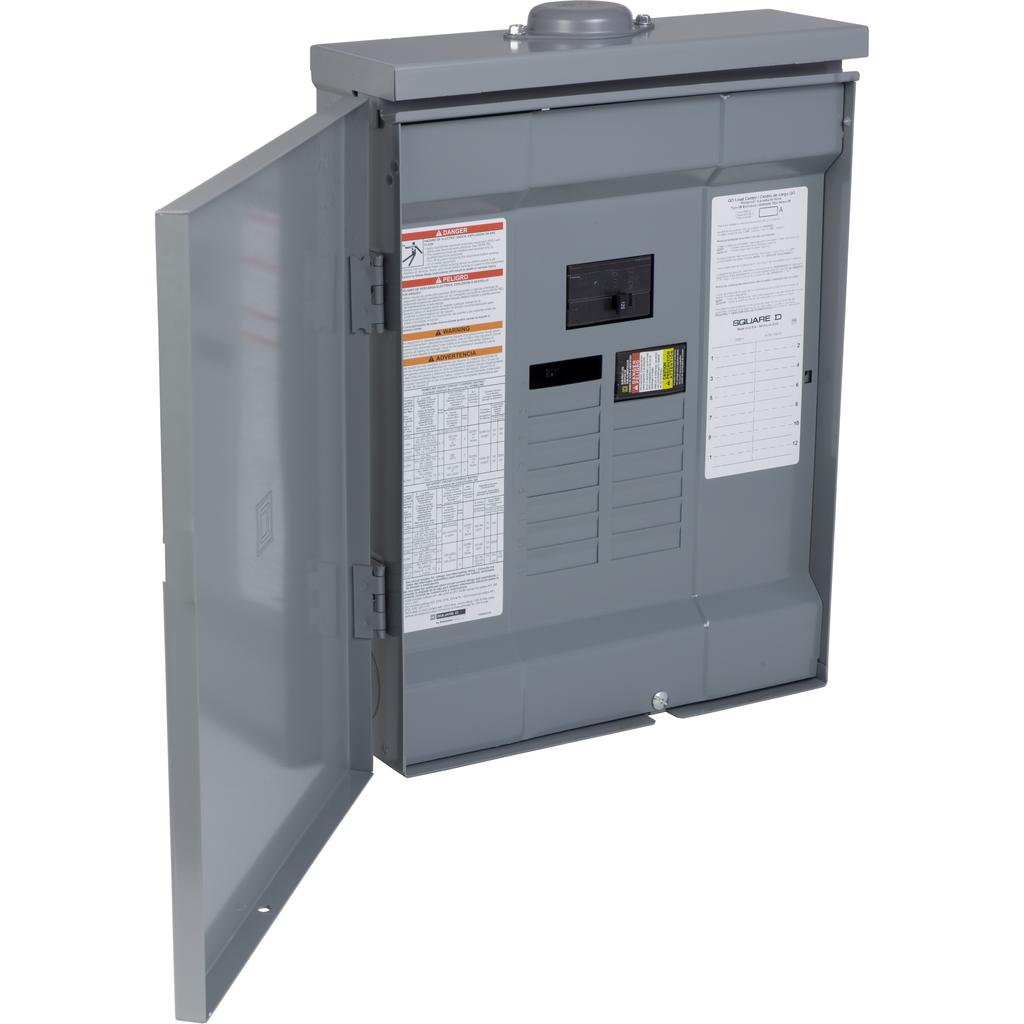 SQD QO1612M125FTRB LD-CNTR BOX&INT