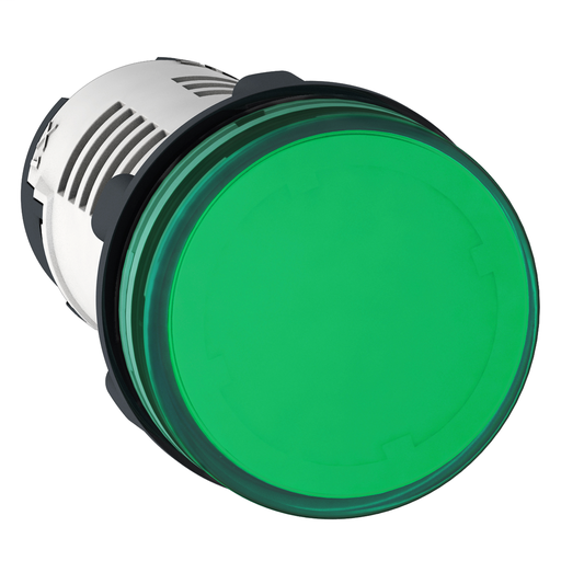 SQD XB7EV03BP PL LED 24V GREEN