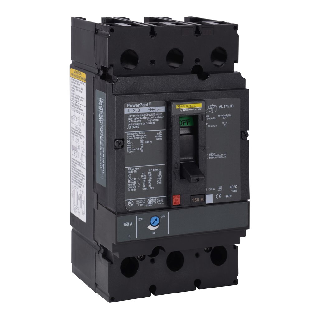 Mayer-Molded Case Circuit Breaker 600V 175A-1