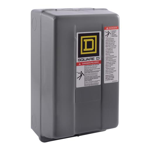 SQD 8502SCG3V02S CONTACTOR 600VAC