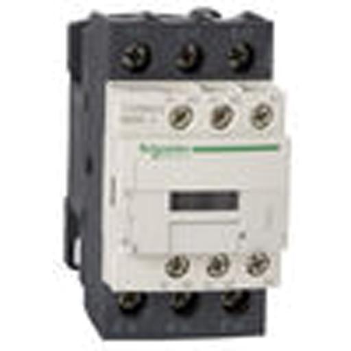 SQD T02CN13BD 3P 24V DC TESYS NEMA SZ1 CONTACTOR