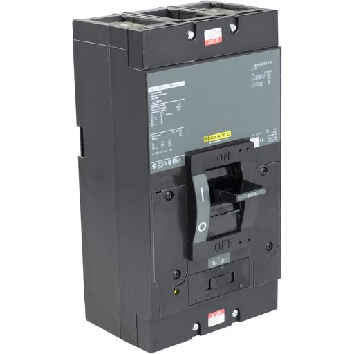 Mayer-2P 600VAC/250VDC 125A, LAL FA/LA Molded Case Circuit Breaker-1