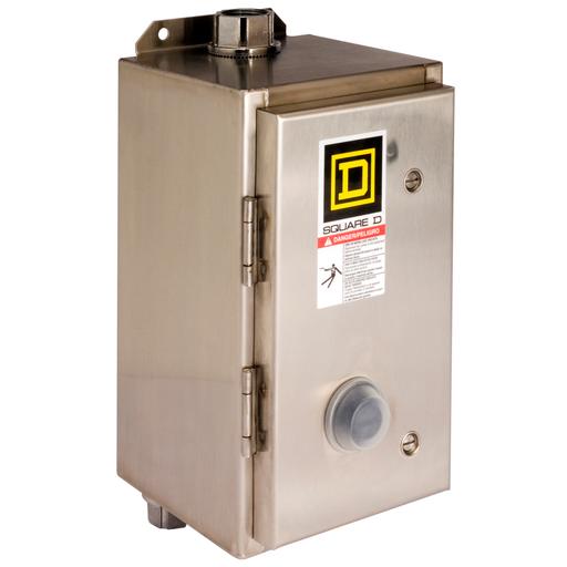 SQD 8502SCW12V02S CONTACTOR 600VAC
